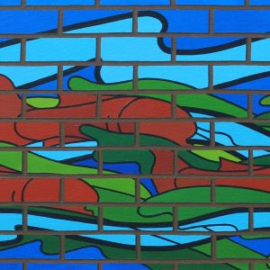 brick fish
